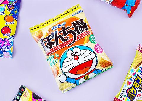 Doraemon Baby Star Ramen Snacks