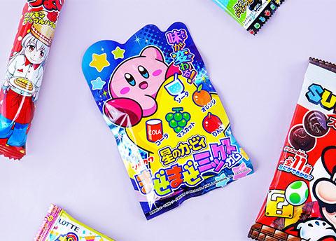 Kirby Mix & Match Gum