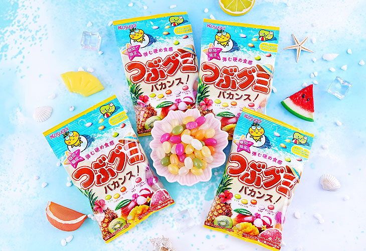 Get these Japanese snacks