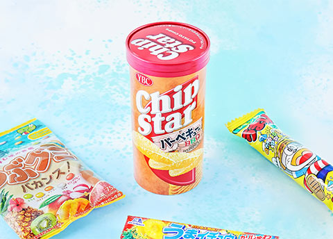 Chip Star Japanese Barbecue Potato Chips