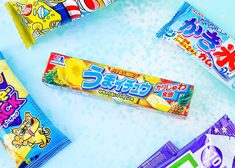 Hi-Chew Pineapple Candy