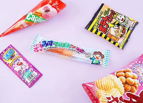 Mizudeppo Syringe Mizuame Candy