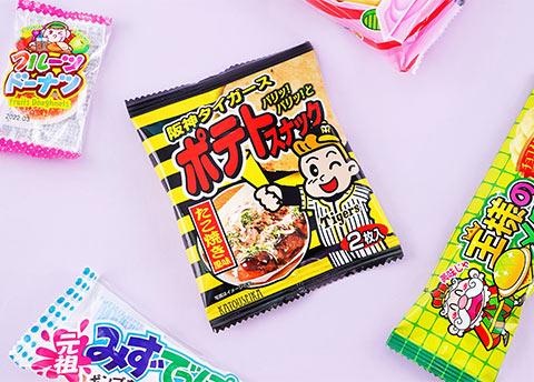 Kato Takoyaki Potato Snack