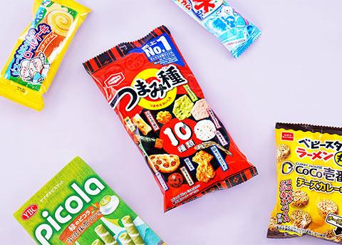 Tsumami Dane Mixed Rice Cracker Snacks
